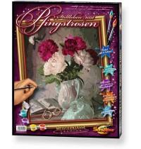 Schipper Arts & Crafts - Meisterklasse Premium - Stillleben mit Pfingstrosen