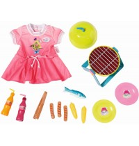 Zapf Creation - BABY born - Play und Fun - Grillspass Set