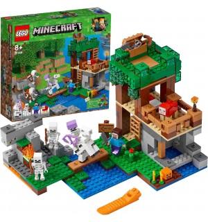 Lego Minecraft 21146 Die Skelette Kommen Lego 5702016109641