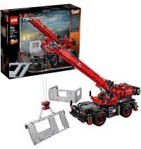 LEGO® Technic - 42082 Geländegängiger Kranwagen