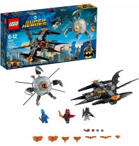 LEGO® DC Comics Super Heroes - 76111 Batman - Brother Eye Gefangennahme