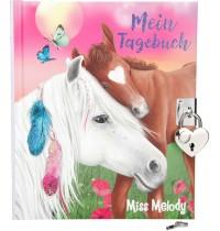Depesche - Miss Melody Tagebuch mit Stickern, Motiv 2