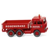 Wiking - Schwerlastzugmaschine Magirus Rosenkranz
