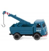 Wiking - Abschleppwagen MB Pullman MB Service