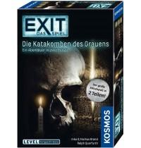 KOSMOS - EXIT - Das Spiel - Die Katakomben des Grauens