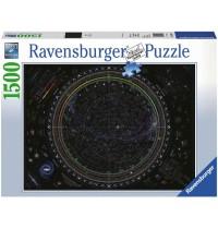 Ravensburger Spiel - Universum, 1500 Teile