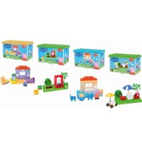 BIG - PlayBIG Bloxx Peppa Pig Basic Sets