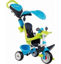 Smoby - Baby Driver Komfort Blau