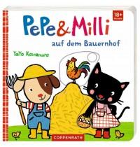 Coppenrath Verlag - Pepe & Milli auf dem Bauernhof