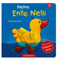 Coppenrath Verlag - Kleine Ente Nelli - Mein erstes Klappenbuch