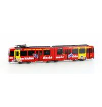 1/160 Bogestra Straßenbahn Düwag M6 BOGESTRA Hobbytrain N DCC Sound