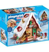 Playmobil® 9493 - Christmas - Weihnachtsbäckerei mit Plätzchenformen