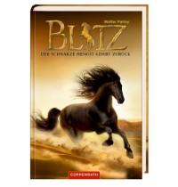 Coppenrath Verlag - Blitz Band 2 - Der schwarze Hengst kehrt zurück