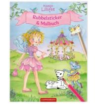 Coppenrath Verlag - Prinzessin Lillifee - Rubbelsticker &amp -  Malbuch