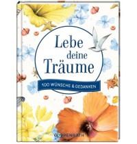 Coppenrath Verlag - 100 Wünsche & Gedanken: Lebe deine Träume &lpar - Bastin&rpar -