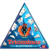 Goliath Toys - Triominos Electronic
