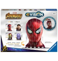 Ravensburger Spiel - 4S Vision Avengers Infinity War Iron Man und Co.