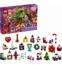 LEGO® Friends - 41353 Adventskalender mit Weihnachtsschmuck