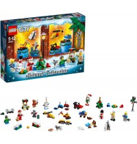LEGO® City Town - 60201 City Adventskalender