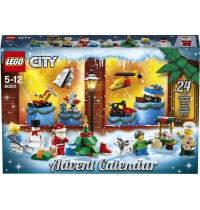 LEGO® City Town - 60201 City Adventskalender