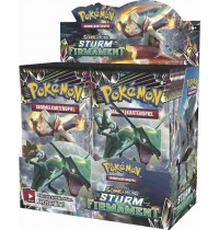 Amigo Spiele - Pokémon - SM07 Sturm am Firmament Booste