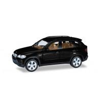 BMW X5 schwarzmetallic