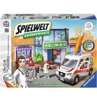 Ravensburger Spiel - tiptoi - Spielwelt Krankenhaus