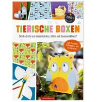 Coppenrath Verlag - 100&percnt -  selbst gemacht - Tierische Boxen - 24 Schachteln