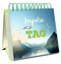 Coppenrath Verlag - Spiralkalender - Spiralaufstellbuch&colon -  Impulse für jeden Tag