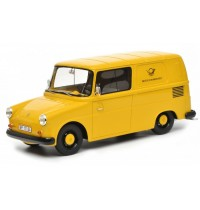 Schuco - VW Fridolin Deutsche Post 1:18
