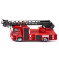 SIKU - MAN Feuerwehr Drehleiter