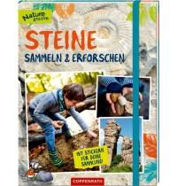 Coppenrath Verlag - Nature Zoom Steine sammeln und erforschen