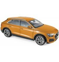 1:18 Audi Q8 2018 Orange Met.