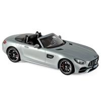 1:18 Mercedes-AMG GT C 2017 Silver