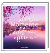 Coppenrath Verlag - Lesen, Leben, Lächeln - Die schönsten Momente erlebt man offline