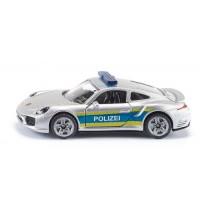 SIKU - Porsche 911 Autobahnpolizei