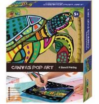 Avenir - Canvas Turtle