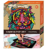 Avenir - Canvas Tiger