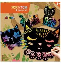 Avenir - Scratch Magic Kitties