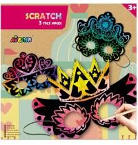 Avenir - Scratch Face Masks