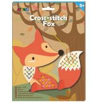 Avenir - Cross Stitch Fox
