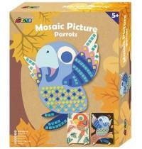 Avenir - Mosaic Picture Parrot