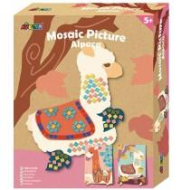 Avenir - Mosaics Picture Alpaca