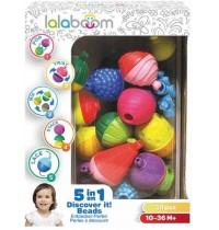 Lalaboom - Entdecker-Perlen & Zubehör, 30-teilig