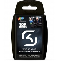 Winning Moves - Top Trumps - SK Gaming