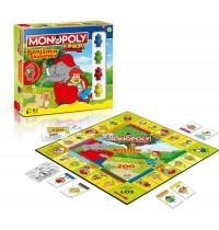 Winning Moves - Monopoly - Junior Benjamin Blümchen Collectors Edition