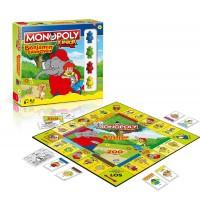 Winning Moves - Monopoly - Junior Benjamin Blümchen