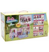 Mattel - Barbie Super Abenteuer-Camper