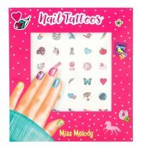 Depesche - Miss Melody Nail Tattoos