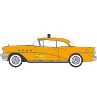 Busch Modellbahnzubehör - OX: Buick Century 1955, Taxi New York